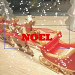 Objets de Noël imprimés en 3D